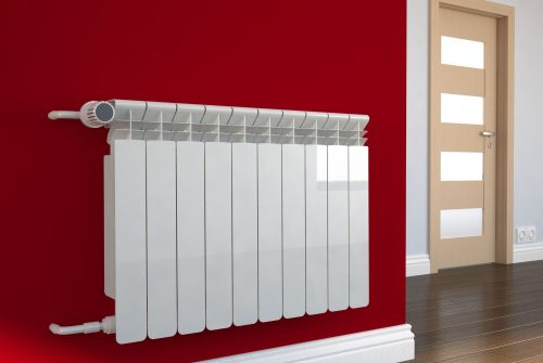Heating radiator - v2